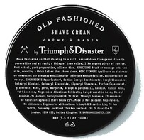 Triumph & Disaster Old Fashioned Shave Cream - 100ml