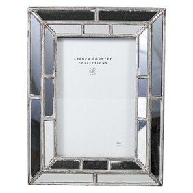 French Country Mirror Photo Frame 4x6""