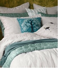 MM Linen Meeka Comforter Set - Laurel Lge