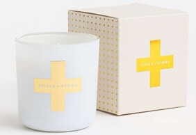 Stella & Gemma Bella Coconut + Fig Candle - 400g