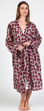 Arabella Red Rose MD-75U Robe