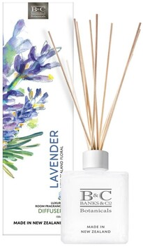 Banks & Co Lavender Room Diffuser - 150ml