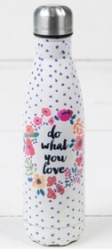 Natural Life Do What You Love Water Bottle - 480ml