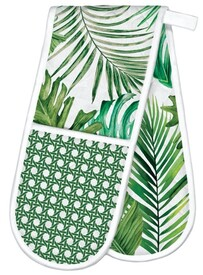 Michel Palm Breeze Double Oven Glove