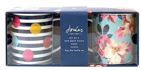 Joules Gift Mug Set - Set of 2
