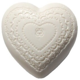 Lothantique Amelie Heart Soap - 100g