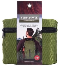 IS Pack Explore Foldable Backpack
