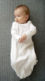 Babu Baby Bundler Sleep Sack - Shell Star