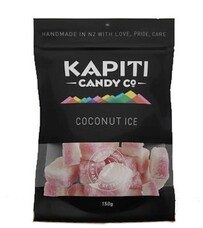Kapiti Candies Coconut Ice - 150g