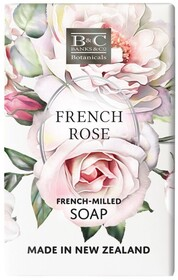 Banks & Co French Rose Soap - 200g