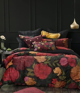 MM Linen Sumi Velvet Duvet Set