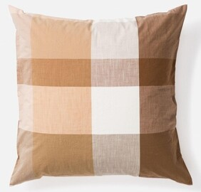 Citta Frankie Organic Cotton Pillowcase - Multi Euro 65x65cm