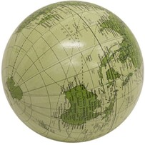 French Country Green Globe 10cmD