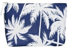 Annabel Trends Palm Wet Bag - Navy