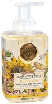 Michel Sunflower Foaming Soap - 530ml