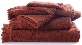 MM Linen Tusca Towel Collection - Clay