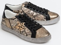 Stella & Gemma Sneakers - Safari