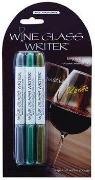 Cantina Wine Glass Writer