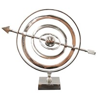 Le Forge Armillary Nickel Sphere