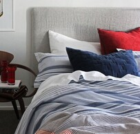 Seneca Franklin Duvet Set