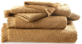MM Linen Tusca Towel Collection - Amber