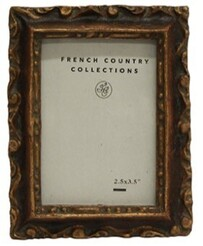 French Country Pere Mini Photo Frame - 2.5x3.5""