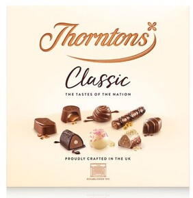 Thorntons MDW Classic Collection - 262g