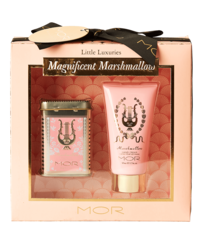 Mor Marshmallow mini Duo Gift Set