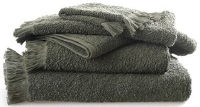MM Linen Tusca Towel Collection - Lichen
