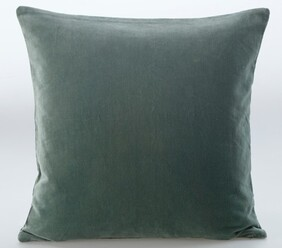 MM Linen Encore Cushion Leaf - 50x50