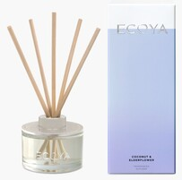 Ecoya Coconut & Elderflower Reed Diffuser - 50ml