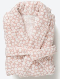 Citta Forget Me Not Women's Dressing Gown - Peony