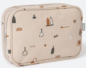 Citta Everyday Cosmetic Case - Multi 28x8x19cm