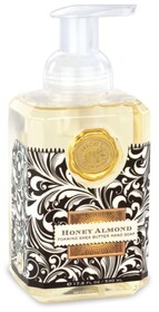 Michel Honey Almond Foaming Soap