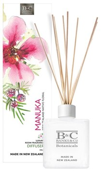 Banks & Co Manuka Room Diffuser - 150ml