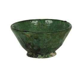 Moroccan Bowl Small - Green