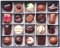 Bennetts of Mangawhai Mixed Selection of Chocolates 20's - 274g