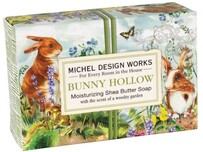Michel Bunny Hollow Boxed Soap