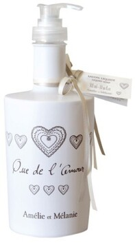 Lothantique Amelie Heart Liquid Soap - 300ml