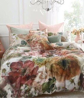 MM Linen Arlette Duvet Set - Multi