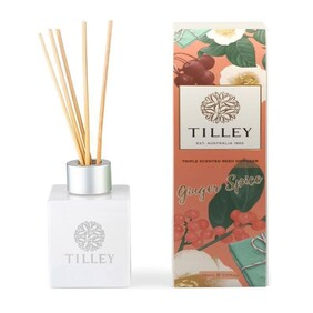 Tilley Ginger Spice Reed Diffuser - 150ml