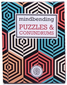 Lagoon Mindbender Puzzles & Conundrums Book