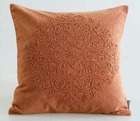 MM Linen Auro Cushion Clay - 50x50cm