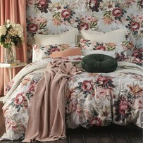 MM Linen Vintage Multi Duvet Set