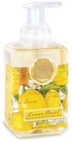 Michel Lemon Basil Foaming Soap - 530ml