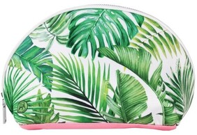 Michel Palm Breeze Travel Cosmetic Bag