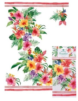 Ashdene Paradise Floral Kitchen Towel