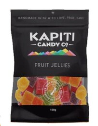Kapiti Candies Fruit Jellies