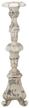 Rembrandt Magnesium Candle Holder