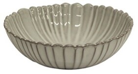 French Country Iris Fluted Soup Bowl - 18cmDiax6cmH